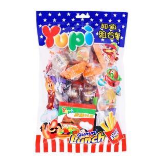 【YUPI】呦皮超值組合餐軟糖(270G)
