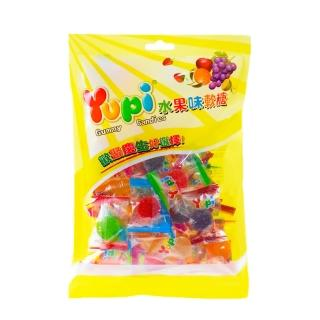 【YUPI】呦皮水果味軟糖(220G)