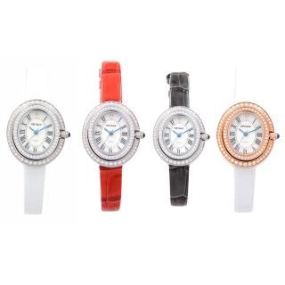 奧地利GEIGER時光流轉真鑽仕女腕錶