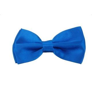 【雅派Alpaca】藍色基本款領結-fast