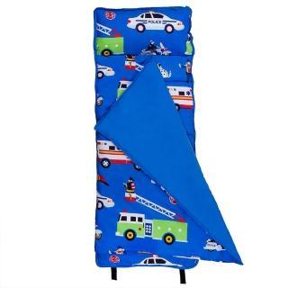 【美國Wildkin】無毒幼教睡袋/午覺毯/兒童睡袋(49691 英雄聯盟)