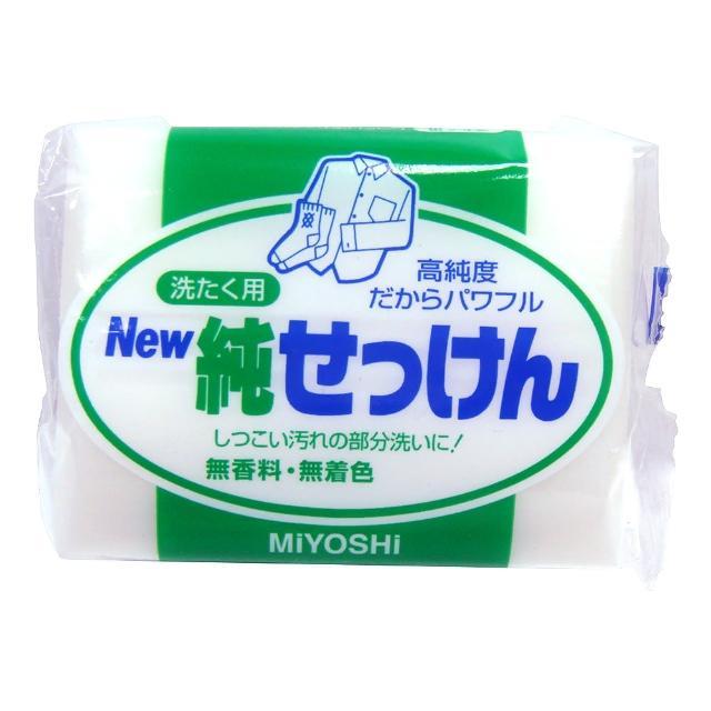 【MIYOSHI】洗衣去污皂190g/