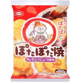 【即期出清】龜田製果 婆婆米果(123g)