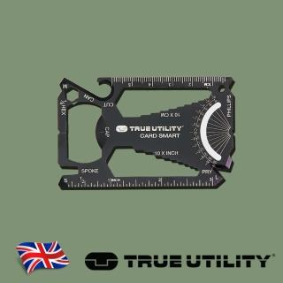 【TRUE UTILITY】英國多功能30合1聰明卡片工具CardSmart(卡片工具)
