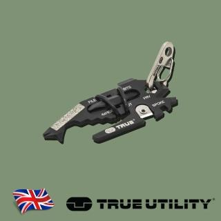 【TRUE UTILITY】英國多功能18合1鯨魚造型工具組Fishface(鯨魚造型工具組)