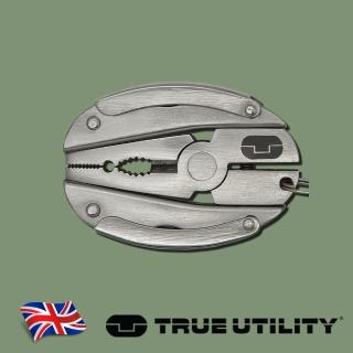 【TRUE UTILITY】英國多功能甲蟲造型刀鉗工具組SCARAB(刀鉗工具組)