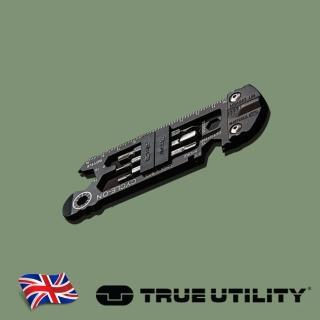 【TRUE UTILITY】英國多功能30合1世界最輕薄腳踏車工具組Cycle-On(腳踏車工具組)