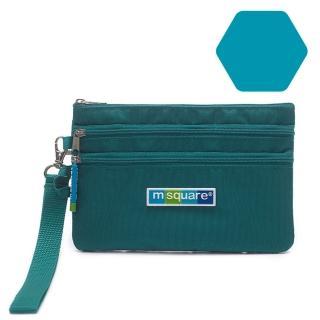 【M Square】商旅系列Ⅱ三層小物收納包-素色