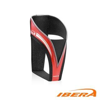 【IBERA】防刮傷絨布水壺架IB-BC20 / 城市綠洲(台灣製造、輕量化、自行車、腳踏車、反光飾條)