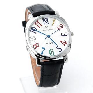 【Valentino Coupeau】彩色數字手錶