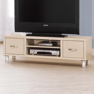 【AS】卡娜4尺電視櫃-120x40x38cm(兩色可選)