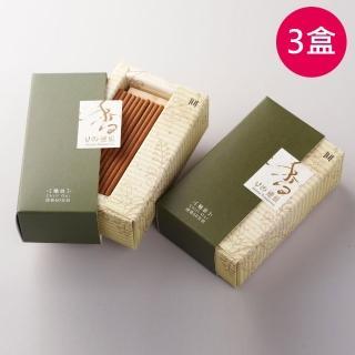 【MU LIFE 荒木雕塑藝品】香氣的逆旅180支組(馳放7cm/60支裝*3盒)
