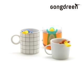 【gongdreen】VivaBoo 鴨嘴獸造型濾茶器 - 棕