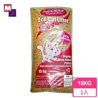 【MJ CLEVER DOG】100%南非松木砂 15kg/40磅(送贈品 兔子/鼠/兩棲/爬蟲類可用)