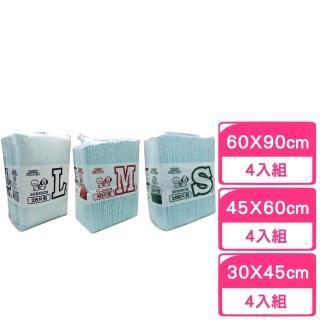 【MDOBI 摩多比】業務用專業級寵物尿布(4包組)