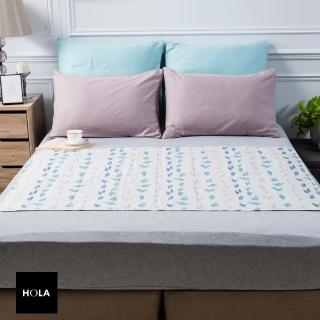 【HOLA】莫莉冷凝雙人床墊90x140cm