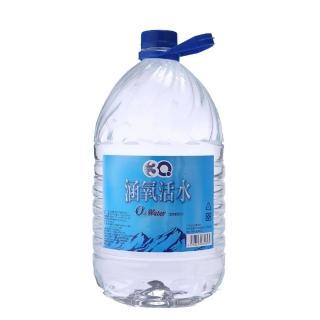 【3Q】涵氧活水桶裝水6000mlx2箱(4入)