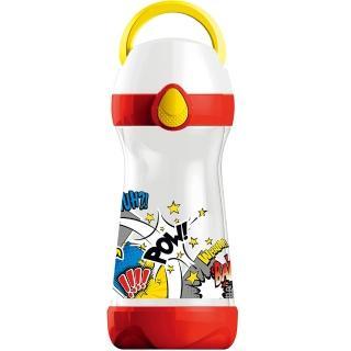【法國Maped】無吸管兒童概念水瓶430ml-漫畫世界