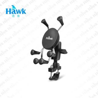 【Hawk 浩客】H61 機車/自行車兩用手機架架(19-HCM610BK)