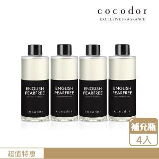 【cocodor】室內擴香補充瓶