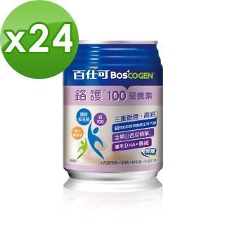 【美國百仕可】鉻護100無糖營養素 250ml*24入(鉻有助於維持醣類正常代謝)