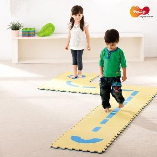 【Weplay】步道拼圖(好玩的遊戲地墊)