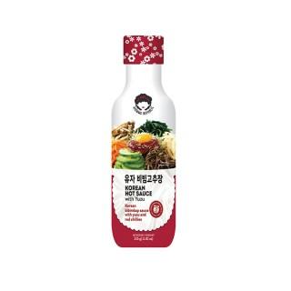 【AJUMMA REPUBLIC】阿珠嬤韓式柚子辣椒醬335g(335g)