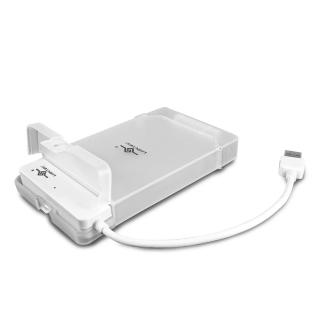 【Vantec 凡達克】凡達克 2.5吋硬碟轉USB3.0外接盒(CB-STU3-2PW)
