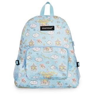 【murmur】旅遊收納後背包 / 雙子星旋轉木馬(環保袋.收納.旅行袋.後背包)