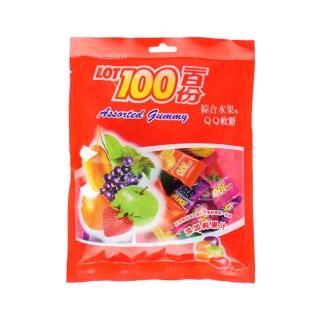 【一百份】綜合水果味QQ軟糖(300G)