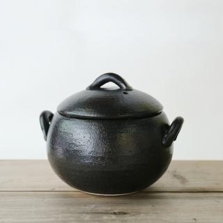 【日本永新陶苑】萬古燒炊飯土鍋(3合)