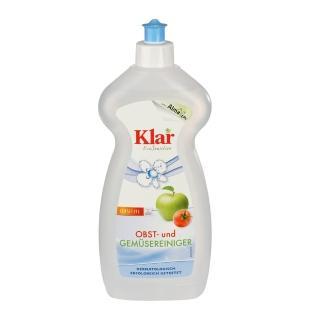 【德國Klar】環保蔬果清潔劑500ml(德國原裝進口 蔬果清潔)
