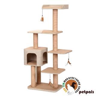 【Petpals】麻布紙繩遊憩跳台(6層)