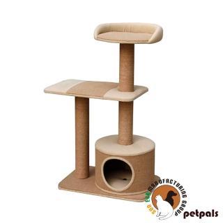 【Petpals】麻布紙繩遊憩跳台(3層)