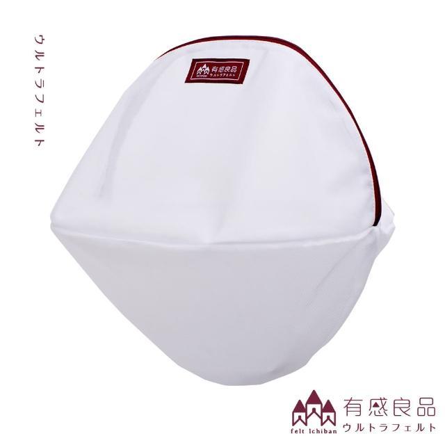 【有感良品】丸型洗衣袋-35CM(極細款)/
