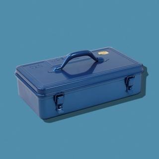 【Trusco】後備型工具箱(上提把)-鐵藍(後備型工具箱)
