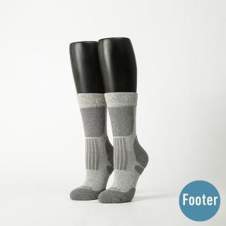 【Footer】減壓顯瘦登山運動襪(T201-灰)