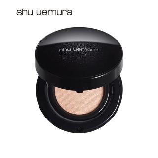 【Shu uemura 植村秀】天生光圈鑽石光氣墊粉餅 SPF40 PA+++(母親節限定組)
