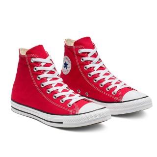 【CONVERSE】Chuck Taylor All Star-紅-M9621C(男女休閒鞋)