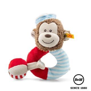【STEIFF】水手猴子 Sea Sailor(嬰幼兒手搖鈴)