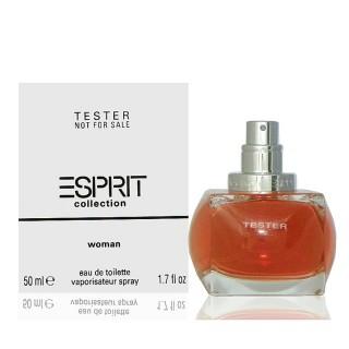 【Esprit】Esprit Collection 經典女性淡香水(50ml Test 包裝)