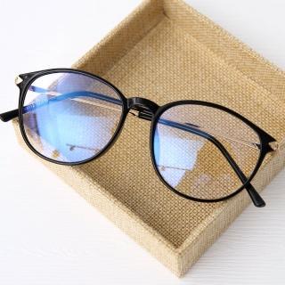 【玖飾時尚】側邊三角裝飾膠框(光學眼鏡)/