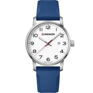 【WENGER 威戈】Avenue城市遊俠時尚腕錶(01.1641.107)