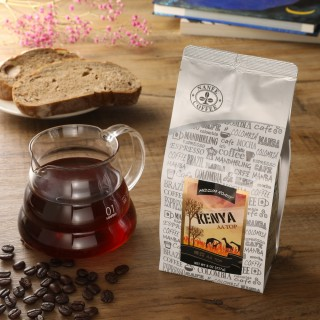 【中霏 NANFE 咖啡】肯亞 AA TOP 多門-姆恰娜 半磅227公克 85折2包(精品莊園咖啡豆-烘焙製造日在出貨4天內)