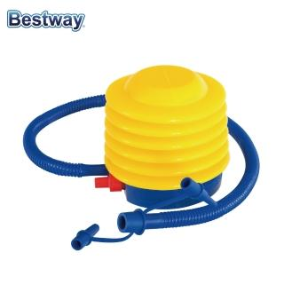 【BESTWAY】Air Step 便攜式腳踏打氣筒-13cm(免插電 適用泳池/戲水池/球池/游泳圈/坐墊/SUP/立板/橡皮艇)