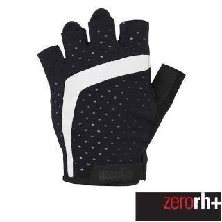 【ZeroRH+】義大利 Class 專業自行車手套(黑色 ECX9103_910)