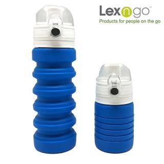 【Lexngo】摺疊矽膠水壺