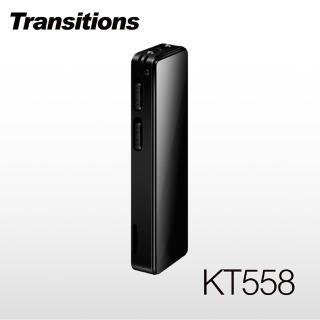 【全視線】KT558 1080P高畫質雙LED補光 磁吸行車影音記錄筆
