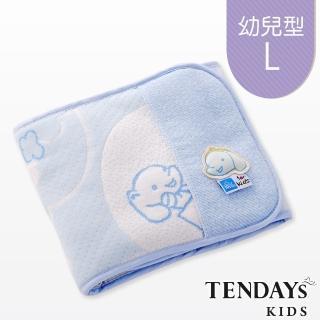 【TENDAYS】健康肚圍幼兒型(L/粉藍)