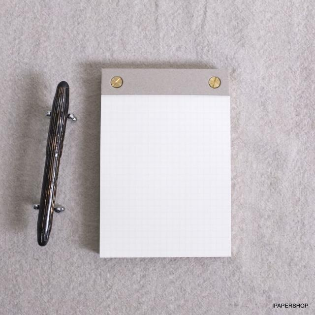 【iPaper】水泥板 NOTEBOOK A6 size